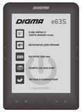 Электронная книга Digma E63S Dark Grey