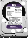 Жесткий диск 3Tb SATA-III Western Digital Purple (WD30PURZ)