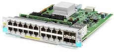 Модуль для коммутатора HP J9990A Aruba 5400R 20-port 10/100/1000BASE-T PoE+ and 4-port 1G/10GbE SFP+ v3 zl2 Module