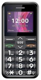 Телефон Texet TM-101 Black