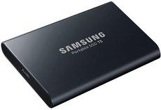 Твердотельный накопитель 1Tb SSD Samsung T5 (MU-PA1T0B)
