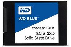 Твердотельный накопитель 250Gb SSD Western Digital Blue (WDS250G2B0A)