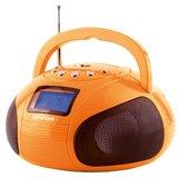 Аудиомагнитола Hyundai H-PAS120 Orange