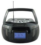 Аудиомагнитола Hyundai H-PAS140 Black