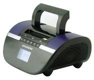 Аудиомагнитола Hyundai H-PAS220 Black/Blue
