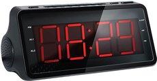 Радиобудильник Hyundai H-RCL140 Black
