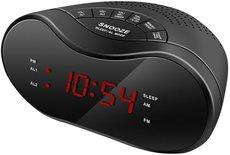 Радиобудильник Hyundai H-RCL160 Black