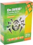 Dr.Web Security Space (BHW-B-24M-2-A3)