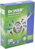 Dr.Web Security Space (AHW-B-12M-3-A2(A3)/BHW-B-12M-3-A3)
