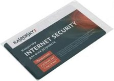 Kaspersky Internet Security Multi-Device Russian. 2-Device 1 year Renewal Card (KL1941ROBFR)