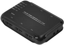 Переключатель Greenconnect HDMI - 5x HDMI (GL-vTC06)