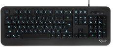 Клавиатура Gembird KB-230L Black