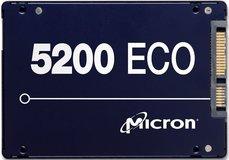 Твердотельный накопитель 480Gb SSD Micron 5200 Eco (MTFDDAK480TDC)