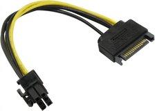 Переходник питания Orient SATA (M) - PCI-E 6pin (C512)
