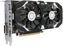 Видеокарта nVidia GeForce GTX1050 Ti MSI 4Gb (GTX 1050 TI 4GT OCV1)