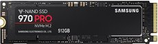 Твердотельный накопитель 512Gb SSD Samsung 970 PRO Series (MZ-V7P512BW)