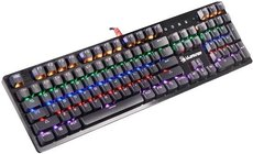 Клавиатура A4Tech Bloody B820R (Blue Switches) Black