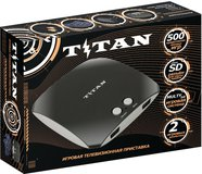 Игровая приставка SEGA Magistr Titan 3 (500 встроенных игр)