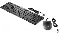 Клавиатура + мышь HP Pavilion 400 Wired Black (4CE97AA)