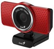 Веб-камера Genius ECam 8000 Red