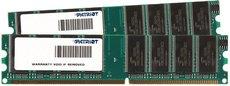 Оперативная память 4Gb DDR-II 800MHz Patriot (PSD24G800K) (2x2Gb KIT)