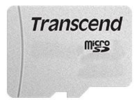 Карта памяти 4Gb MicroSD Transcend Class 10 (TS4GUSD300S)