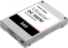Жесткий диск 1.6Tb SAS HGST (Hitachi) Ultrastar SS530 SSD (0B40333)