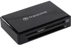 Кардридер Transcend TS-RDC8K2 Black
