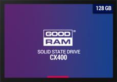 Твердотельный накопитель 128Gb SSD GOODRAM CX400 (SSDPR-CX400-128)