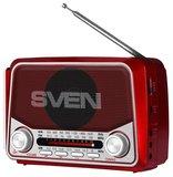 Радиоприёмник Sven SRP-525 Red