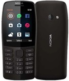 Телефон Nokia 210 Dual Sim Black