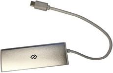 USB-концентратор Digma HUB-4U3.0-UC-S