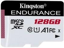Карта памяти 128Gb MicroSD Kingston Class 10 (SDCE/128GB)