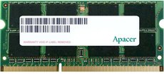Оперативная память 2Gb DDR-III 1600MHz Apacer SO-DIMM (DS.02G2K.HAM)