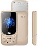 Телефон BQ Mobile BQ-2435 Slide Gold