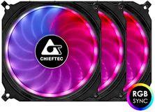 Вентиляторы Chieftec CF-3012-RGB
