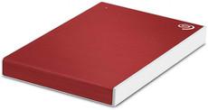 Внешний жесткий диск 1Tb Seagate Backup Plus Slim Red (STHN1000403)