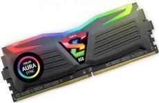 Оперативная память 8Gb DDR4 3000MHz GeIL Super Luce RGB (GLS48GB3000C16ASC)