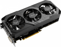 Видеокарта nVidia GeForce GTX1660 ASUS PCI-E 6144Mb (TUF3-GTX1660-A6G-GAMING)