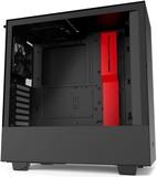 Корпус NZXT H510 Black/Red