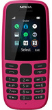 Телефон Nokia 105 Dual SIM 2019 Pink