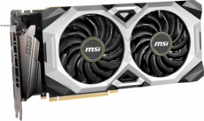 Видеокарта nVidia GeForce RTX2080 Super MSI PCI-E 8192Mb (RTX 2080 SUPER VENTUS XS OC)