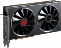 Видеокарта AMD (ATI) Radeon RX 5700 XT PowerColor Red Dragon PCI-E 8192Mb (AXRX 5700XT 8GBD6-3DHR/OC)