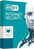 ESET NOD32 Internet Security - лицензия на 1 год или продлениена 3 ПК (NOD32-EIS-1220(BOX)-1-3)