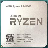 Процессор AMD Ryzen 5 2400GE OEM