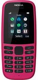 Телефон Nokia 105 SS 2019 Pink