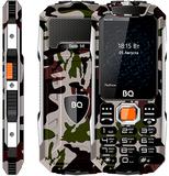 Телефон BQ Mobile BQ-2432 Tank SE Green
