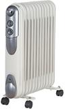 Масляный радиатор Ресанта ОМПТ-12Н 2500W White
