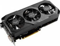 Видеокарта nVidia GeForce GTX1660 ASUS PCI-E 6144Mb (TUF3-GTX1660-O6G-GAMING) OEM