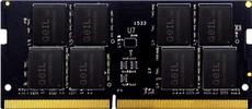 Оперативная память 16Gb DDR4 2666MHz GeIL SO-DIMM (GS416GB2666C19SC)